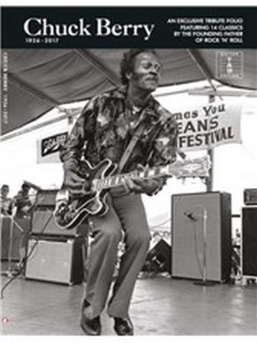 Chuck Berry 1926-2017 (Guitar Tab Book): Noten, Tabulatur für Gitarre