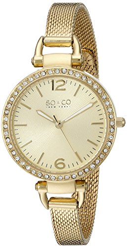 so-co-new-york-soho-womens-quartz-watch-with-gold-dial-analogue-display-and-gold-stainless-steel-bra