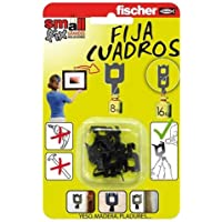 Fischer M129146 - Fija cuadros fischer negro