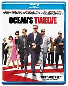 Ocean's Twelve [Blu-ray] [Region Free]