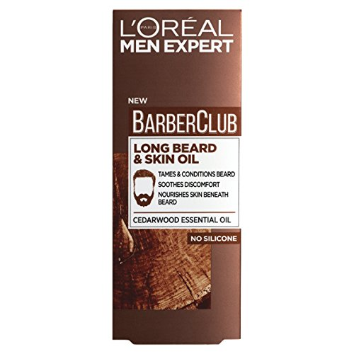L'Oreal Men Expert Barber Club Long Beard & Skin Oil, 30ml