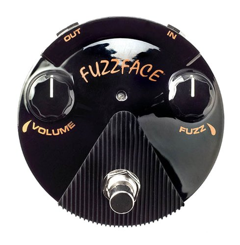 DUNLOP FFM4 FUZZ FACE MINI JOE BONAMASSE · PEDAL GUITARRA ELECTRICA