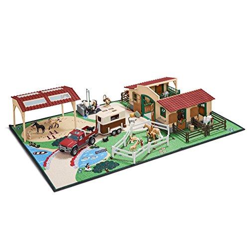 Schleich 42138 – Spieleteppich Farm Life - 2