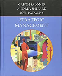 Strategic Management Paperback Version