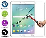 ZeWoo Pellicola Protettiva in Vetro Temperato per Samsung Galaxy Tab S2 T810N T815N (9.7 pollici) 9H *2.5D con spessore di 0,33 mm