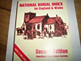 National Burial Index for England and Wales over 13 Million Records