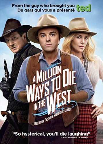 Million Ways to Die in the West ( Bilingual Import )