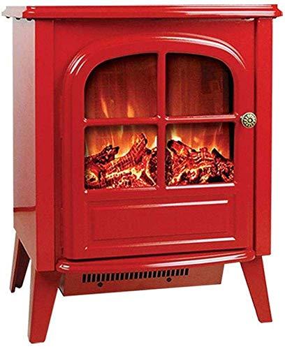 Outsunny® Calentador Electrico Portatil Estufa 100x100x8.5cm