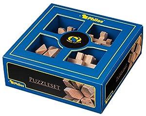 Philos - Puzzle de Madera de Haya