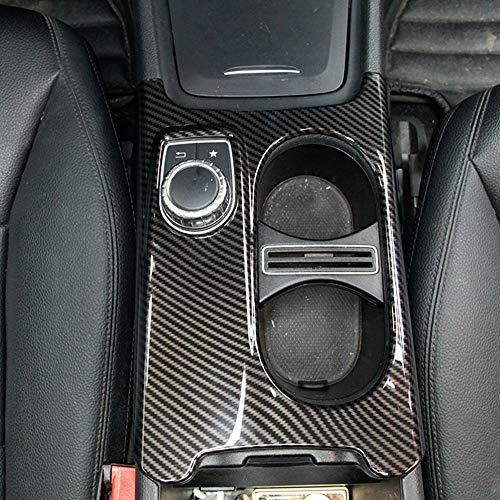 Fibre de carbone Plastique ABS Int/érieur Climatisation Outlet Vent Cadre Coque Trim pour RR Sport 2014 2017