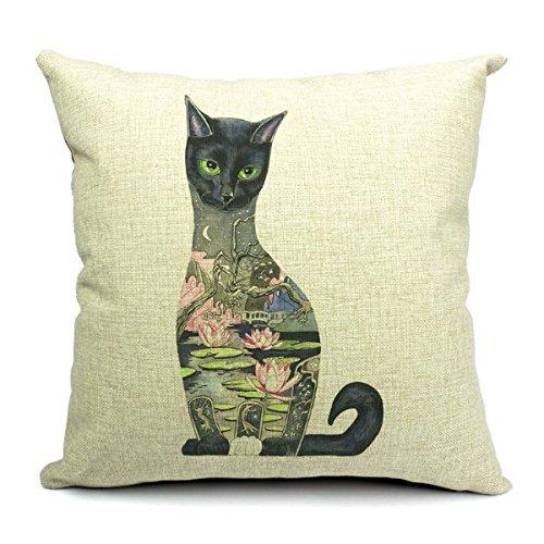 animaux-dessin-anime-motif-lin-vintage-coton-interieur-exterieur-housse-de-coussin-home-decor-taie-d