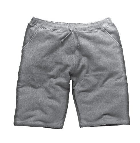 Dickies - Fallbrook Short, Pantaloncini sportivi Uomo, Grigio (Grey Melange), Small (Taglia Produttore: Small)