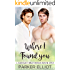 Where I Found You (Carhart Brothers Book 1) (English Edition)