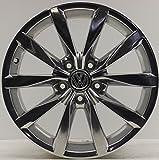 1 Original VW Golf 7 5G VII Dijon Alufelge 7x17 ET49 5G0601025BH Chrom EF3118+