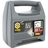 Vorel 82550–Chargeur de Batterie 4A