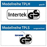 Kinetic Sports Gartentrampolin inkl. Sicherheitsnetz 183 bis 490cm Größenauswahl – Intertek GS zertifiziert - 8