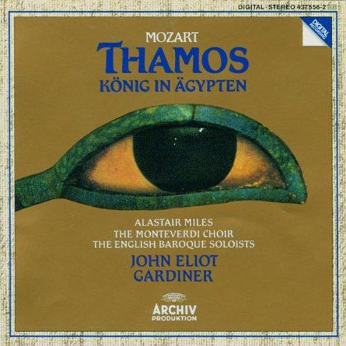 Mozart: Thamos, König in Ägypt...