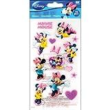 Disney Minnie Maus Classic Aufkleber
