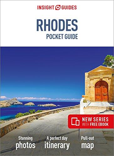 Insight Guides Pocket Rhodes (Insight Pocket Guides)