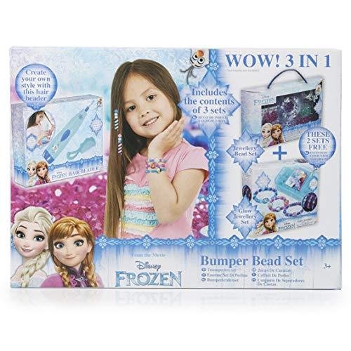 Disney Frozen 2 Set De Belleza Niñas Incluye Trenzador