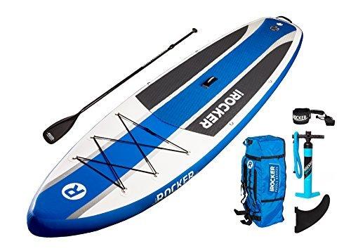 iRocker CRUISER Aufblasbares Stand Up Paddle Board 320…   00636836504711
