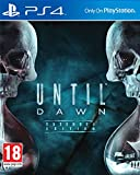 Until Dawn PS-4 PEGI Extended Ed. (inkl DLC)