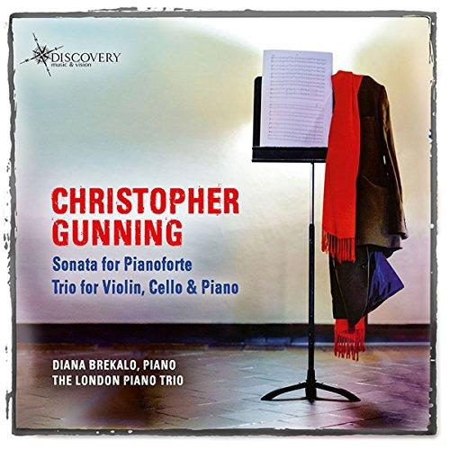 Sonata for Pianoforte-Trio for Violin,Cello &Piano