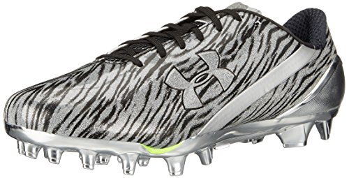 Under Armour American Football Cleat Footballschuhe Metallic Silver 11