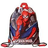 Spiderman-4073761 Bolsa de merienda,, 30 cm (Joumma 4073761