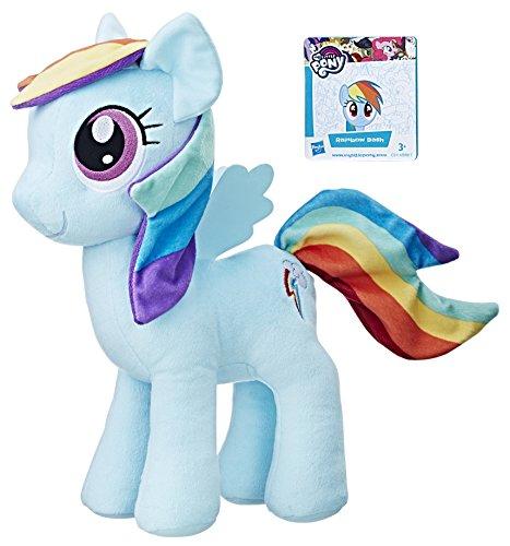 Hasbro Kuschelfreundin Rainbow Dash Plüsch