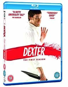 Dexter - Season 1 [Blu-ray] [Region Free]