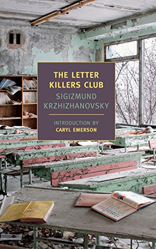 The Letter Killers Club (Nyrb Classics)