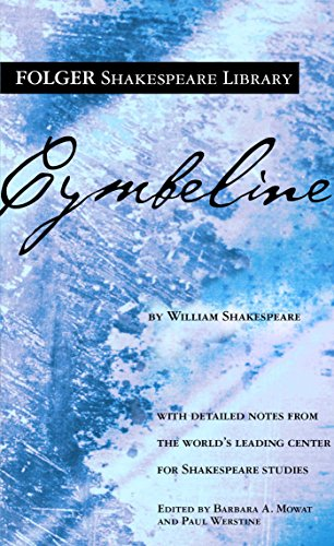 Cymbeline (The New Folger Library Shakespeare)