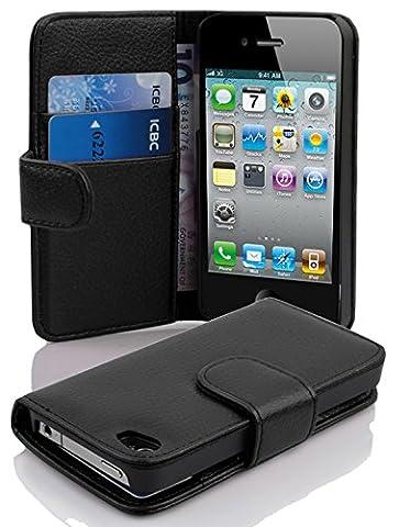 Cadorabo - Etui Housse pour Apple iPhone 4 / 4S