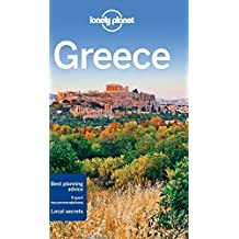 Lonely Planet Greece (Travel Guide) by Lonely Planet (2016-03-01)