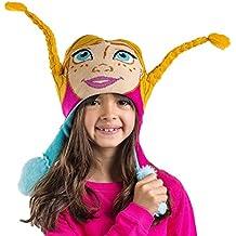 Disney Frozen Anna Kids Flipeez Sombrero de acción