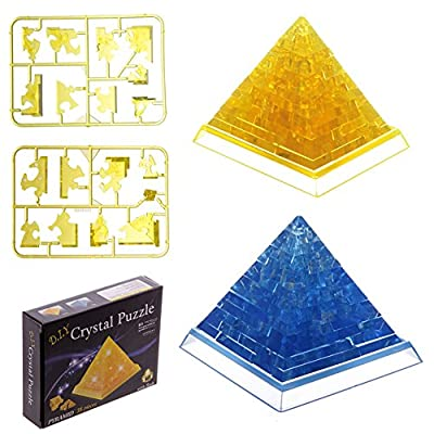 Do It Yourself Light Up Pyramid Puzzle