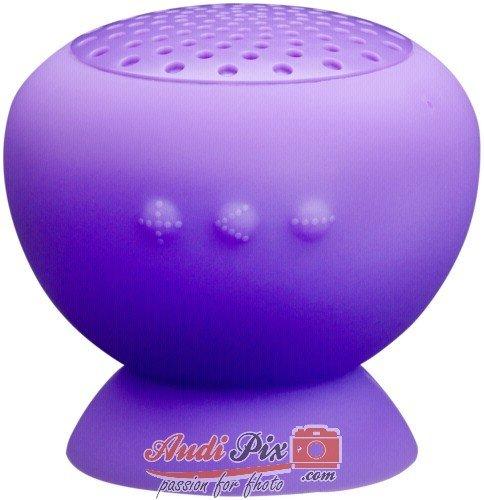 Preisvergleich Produktbild Bull-Products Bluetooth Lautsprecher in violett
