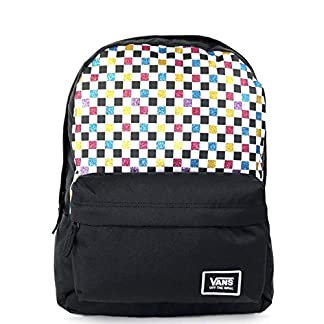 51CzS6EHe3L. SS324  - VANS Glitter Check Realm Backpack VN0A48HGUX91