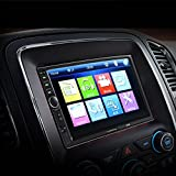 #8: Speedwav Accedre Car-7002 Double Din Stereo Media player ( 7