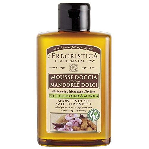 Athena's L'Erboristica Mousse Doccia Olio Di Mandorle Dolci 400 Ml