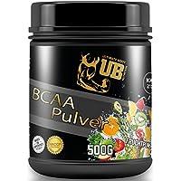 Preisvergleich für UB Nutrition BCAA Pulver 2:1:,hochwertige Zutaten MADE IN GERMANY (Fruitpunsh)