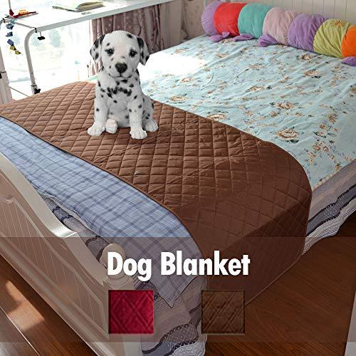 Decdeal Copridivano per Cani Materassino per Domestici Coperta per Animali Impermeabile Copridivano AntiGraffio per Animali