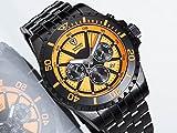 DETOMASO Herren-Armbanduhr San Analog Automatik DT1065-B - 9