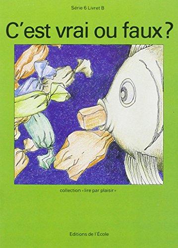 Lire par plaisir : CP Livrets 6 Serie 5 Ex