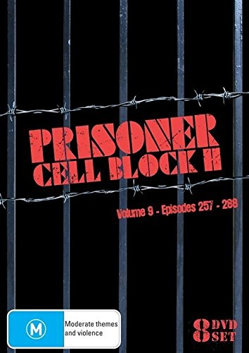 Prisoner: Cell Block H (Vol. 9 Ep. 257-288) - 8-DVD Box Set ( Prisoner ) [ Australische Import ] (Woman-dvd Caged)