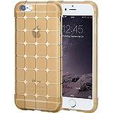 LUPO Séries Gel Cubee Protection TPU Lâcher Antichoc Ultra Fin Doux Flexible Étui Transparent Silicone iPhone 6 6S 6 Plus 6S Plus 5 5S 5C
