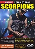 Lick Library - Learn to Play Scorpions [2 DVDs]