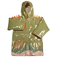 Kidorable Dinosaur Raincoat (3T) Size: 3T Color: Dinosaur, Model: 643762323033