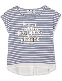 TOM TAILOR Kids Mädchen T-Shirt Striped Tee with Artwork